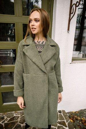 Пальто Пальто Pur Pur 01-747/8  Состав ткани: ПЭ-70%; Спандекс-4%; Нейлон-26%;  Рост: 170 см.  Осенняя коллекция Pur Pur 2020.