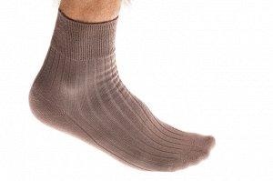 Мужские носки, размер 25-28, цвет бежевый