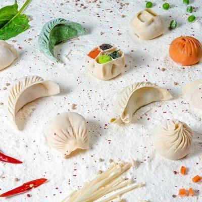 Полезный ужин от Дамплинг Репаблик — Дамплинги — Азия