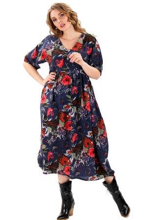 Платье артикул 5-010 цвет 156 Номер цвета: 156