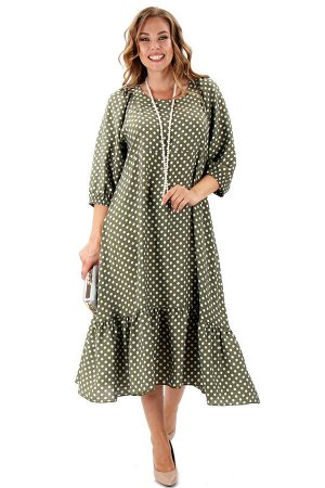 Платье артикул 5-038 цвет 221 Номер цвета: 221