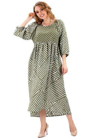 Платье артикул 5-032 цвет 222 Номер цвета: 222