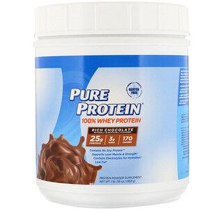 Pure Protein, 100% Whey Powder,  (453 g)