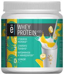 Ё/батон Whey protein 450 гр