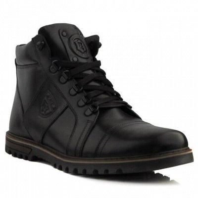 Мужская обувь от РО,BAD*EN и др. С 35 по 48 размер.Новинки — НА БАЙКЕ — Кожаные