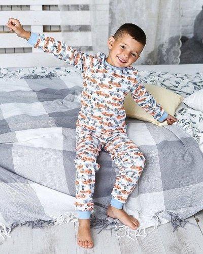 CHERUBINO детский трикотаж ! Возвращение любимого бренда! 👍 — Пижамы мальчики — Белье