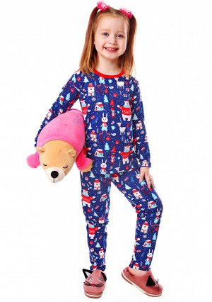 Пижама детская Классика 4-74В