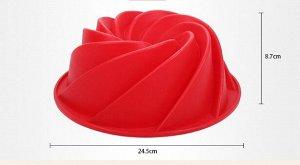 Форма силиконовая для выпечки кексов