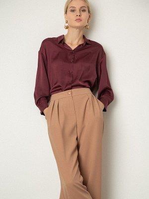 Однотонная блузка B2480/sonny