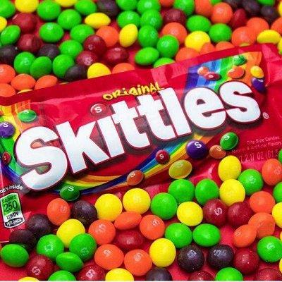 """Сладости 🍫для вашей радости☕️ — """"Skittles"""" Попробуй радугу! — Конфеты"""
