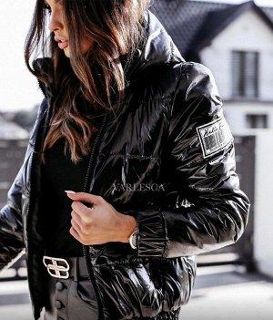 Куртка Зима, Чёрный