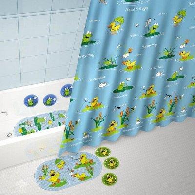 Мини коврик — аксессуар, незаменимый при купании ребёнка — Мини-коврик для ванной комнаты