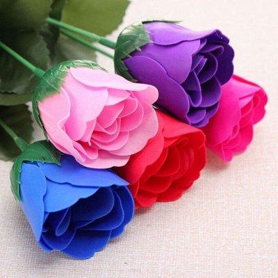 Домашний уют и комфорт💒 Распродажа ковровых дорожек — Цветочки-мыло — Красота и здоровье