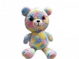 Мягкая игрушка Медведь Радужный