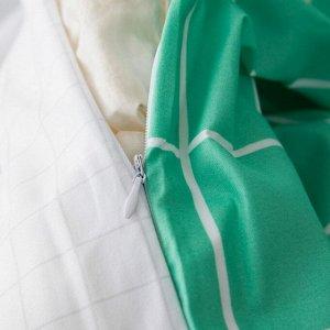 Модное Постельное белье (Евро 4 наволочки)