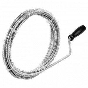 AXENTIA Трос для чистки труб 3м 135140