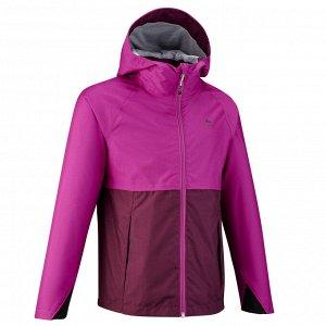 Куртка непромокаемая МН150 для детей 7–15 лет QUECHUA
