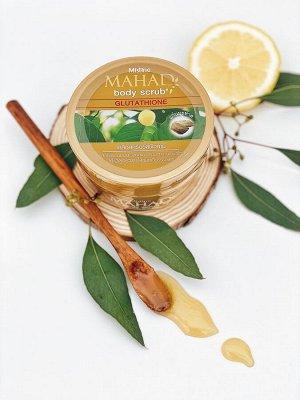 Скраб для тела Mistine с корнем Махада и Глутатионом 200 гр