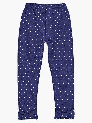 *Бриджи (лосины) (80-92см) UD 3449(2)синий