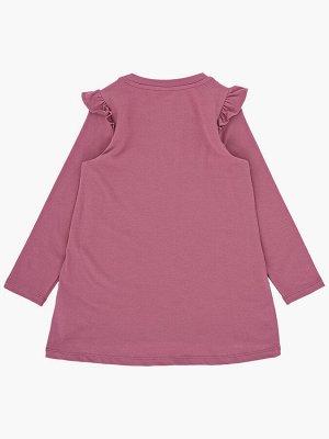 Платье (80-92см) UD 6107(1)слива