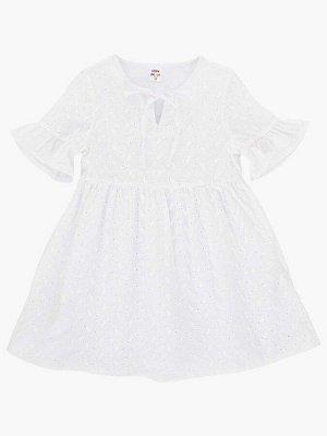 Платье (98-122см) UD 6323 лепестки