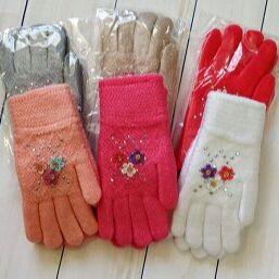 Детская одежда, обувь, аксессуары! — Перчатки. От 3-х до 15 лет! Девочки. — Перчатки и ремни