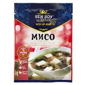 """СэнСой основа для супа  """"МИСО"""" 80г 1х15"""