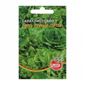 Семена Салат, смесь пряных сортов, 0,25 г