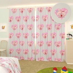 Детские фотошторы Коллекция My Little Princess 125