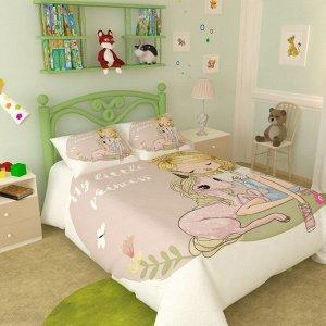 Покрывало детское Коллекция My Little Princess 218
