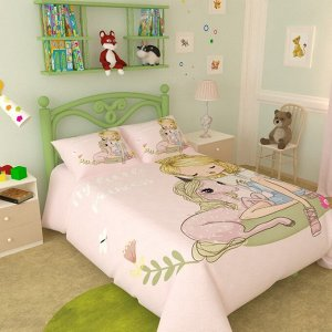 Покрывало детское Коллекция My Little Princess 219
