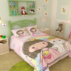 Покрывало детское Коллекция My Little Princess 208