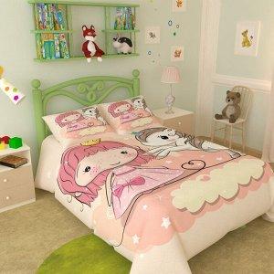 Покрывало детское Коллекция My Little Princess 206