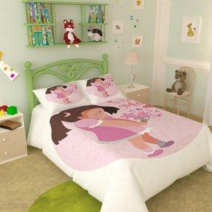 Покрывало детское Коллекция My Little Princess 192
