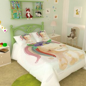 Покрывало детское Коллекция My Little Princess 188