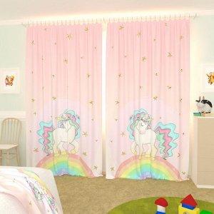 Детские фотошторы Коллекция My Little Princess 52