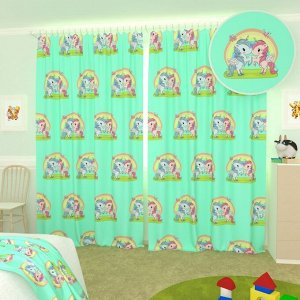 Детские фотошторы Коллекция My Little Princess 114
