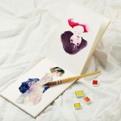 Опять школа-Наличие! Папка- планшет, пластилин, краски — Альбомы+ краски+корректоры — Домашняя канцелярия