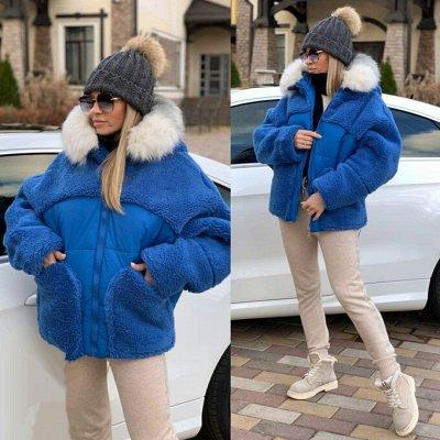 🔥*Утепляемся*Лыжные костюмы*Джинсы с начесом*Свитеры — +Size куртки — Верхняя одежда