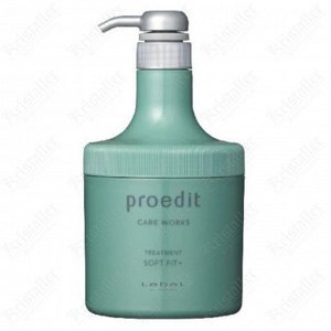 Маска для сухих и жестких волос Proedit Hair Treatment Soft Fit+