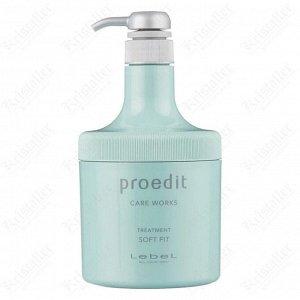 Маска для сухих и жестких волос Proedit Hair Treatment Soft Fit