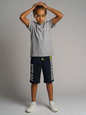 Фуфайка трикотажная для мальчиков (футболка) 128