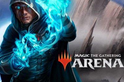 Игромания! Играем в старые игры по новому. — MTG Arena —  Настольные и карточные игры