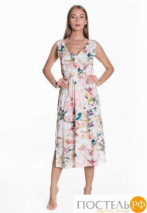 Платье Elina Цвет: Розовый (46-48). Производитель: VIENETTA PLUS