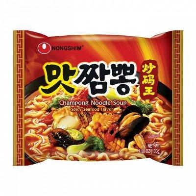 Только Корея, лапша, соусы, снеки. поступление! — Доширак, Чан Рамён — Макаронные изделия