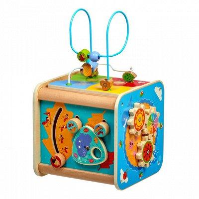 Мир деревянных игрушек — Универсальные кубы