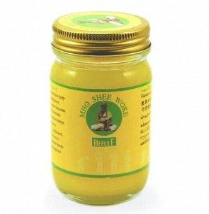 Бальзам Тайский желтый Mho Shee Woke 50 гр.