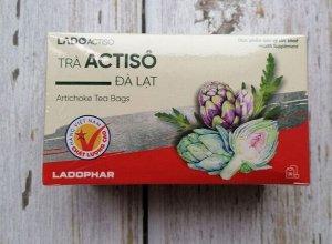 Чай с артишоком т.м. LADOPHAR 20 пакетиков