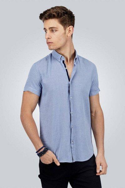 Белье Турция. Футболки, пижамки, майки, топы. Качество-супер — TUDORS - мужские рубашки премиум класса — Рубашки