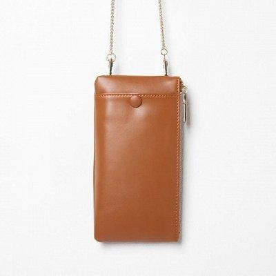 Сумка - чемодан - кошелек — На длинном ремне — Большие сумки
